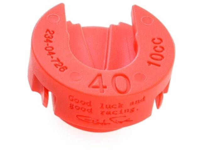 Fox Racing Shox Float NA 2 Volumendistanzstück für 40 Float Federgabel red
